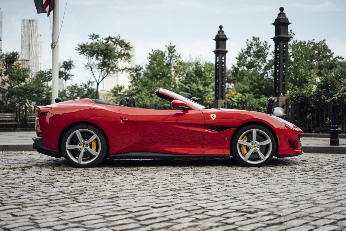 Ferrari Portofino Review Blowing Up Expectations For 215 000