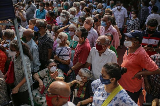 How India's Vaccine Drive Crumbled and Left a Country in Chaos