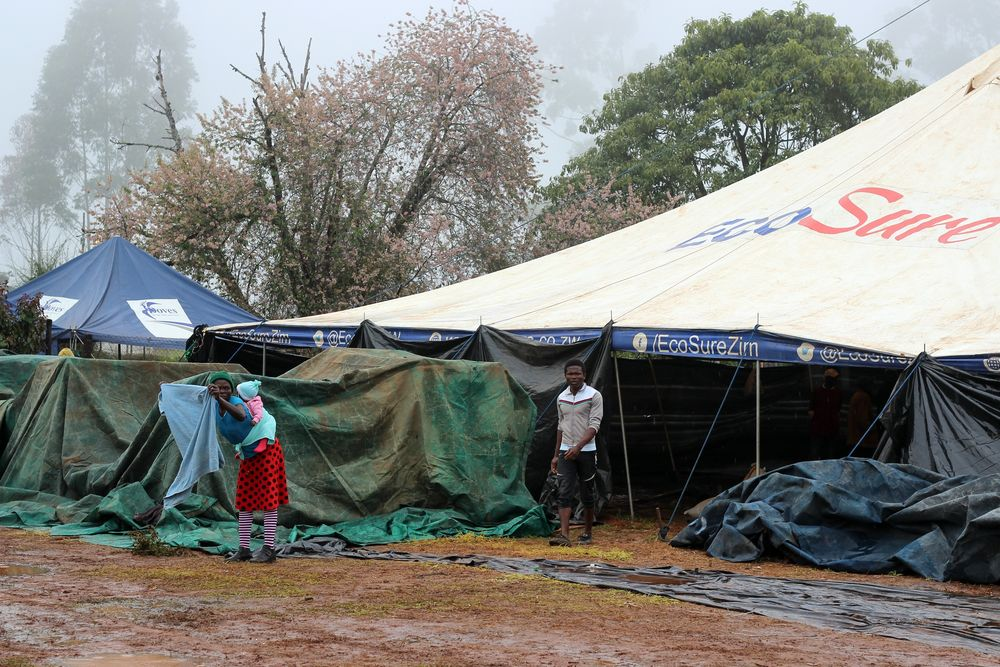 Reverend Burned Pews to Warm Cyclone Idai Survivors a Month On