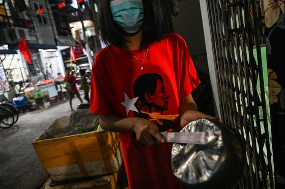 Top Japan Brewer Leads Backlash Among Investors to Myanmar Coup