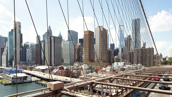 Howard Hughes Pitches $1.4 Billion Project at NYC Seaport