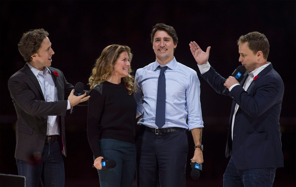 Trudeau Is Cleared by Ethics Watchdog in WE Charity Scandal thumbnail