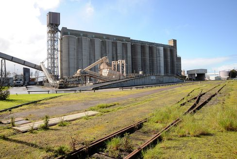 ADM Targets GrainCorp to Tap Asia's Food Demand, Topeka Says