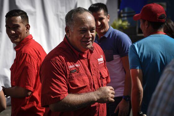 Venezuela's Constituent Assembly Names Cabello as President