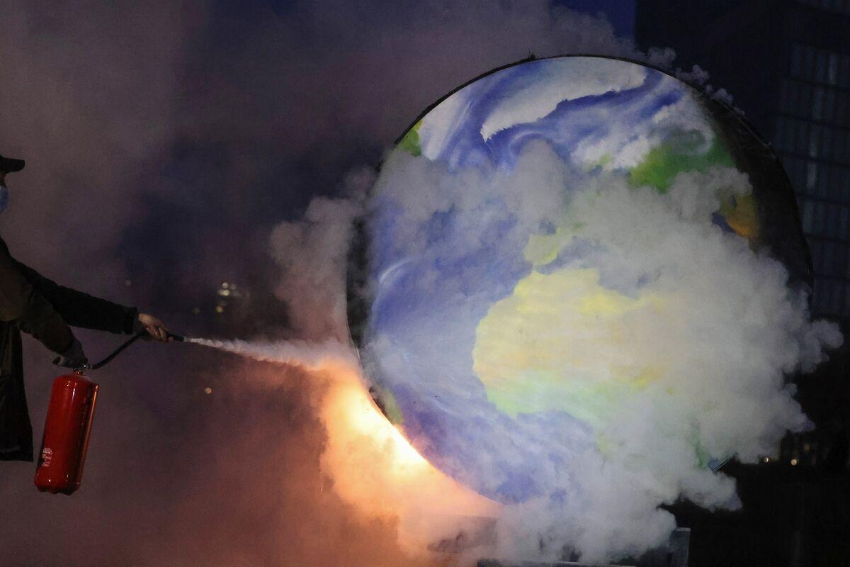Sad Earth - cover