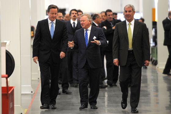 Brexiteer Billionaire Rejoins World's Richest Amid Building Boom