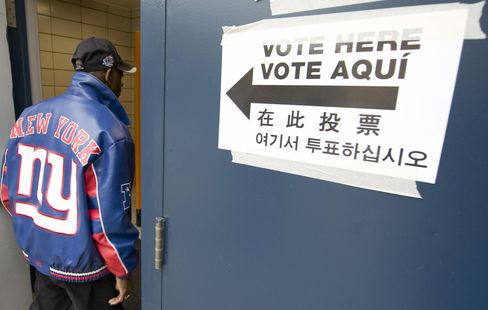 Election Officials Improvising Solutions in Storm-Hit Northeast