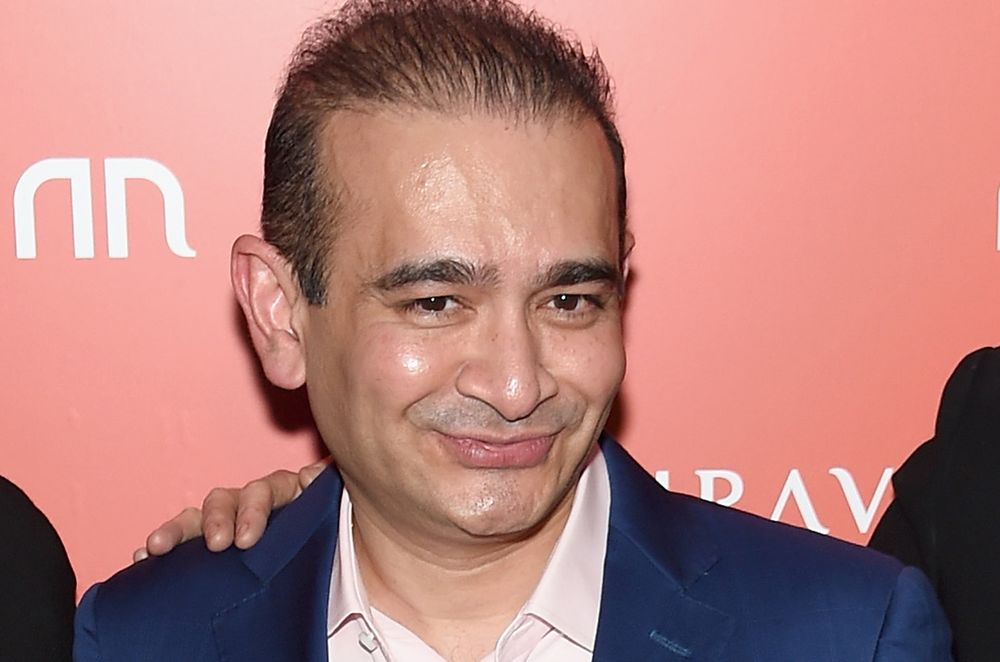 Diamond Tycoon Nirav Modi Loses Fourth Attempt at U.K. Bail