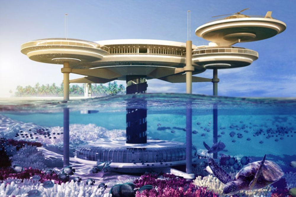 Underwater Hotel To Be Dubai S Latest Extravagance Bloomberg