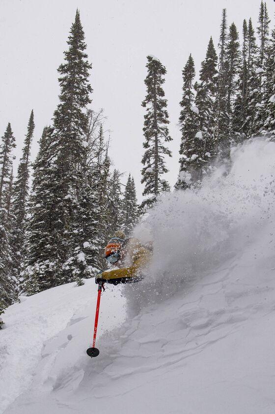 Three Days in the Canadian Rockies With CEO Self-Help Guru Powder Matt