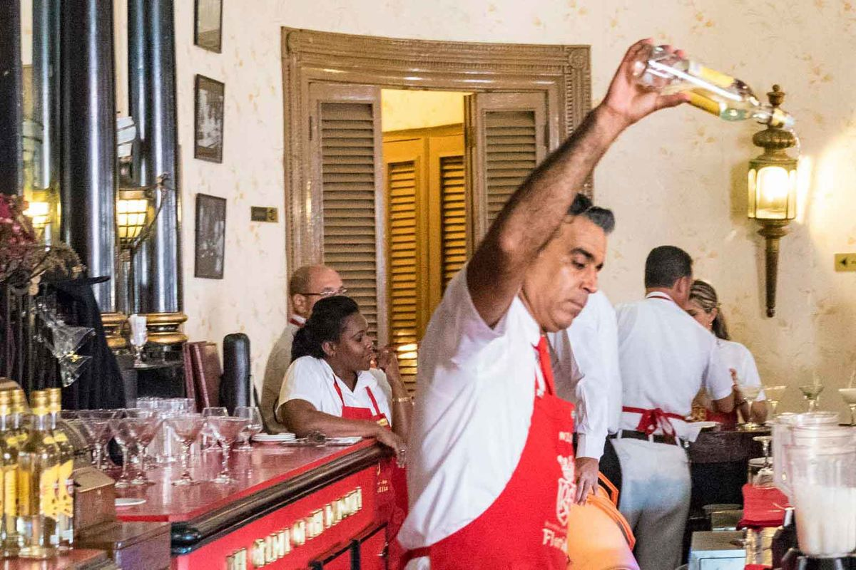 Castro's Private Chef Reveals the Best Restaurants in Cuba
