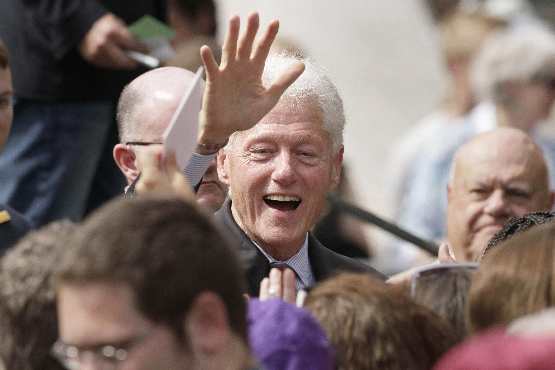 Senate Arkansas Bill Clinton