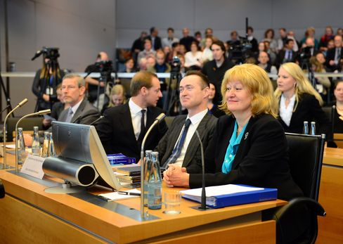 Dutch Ministry of Foreign Affairs Aide Liesbeth Lijnzaad