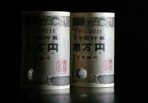 Yen Weakens Past 102 Versus Dollar After G-7 Tolerates Decline