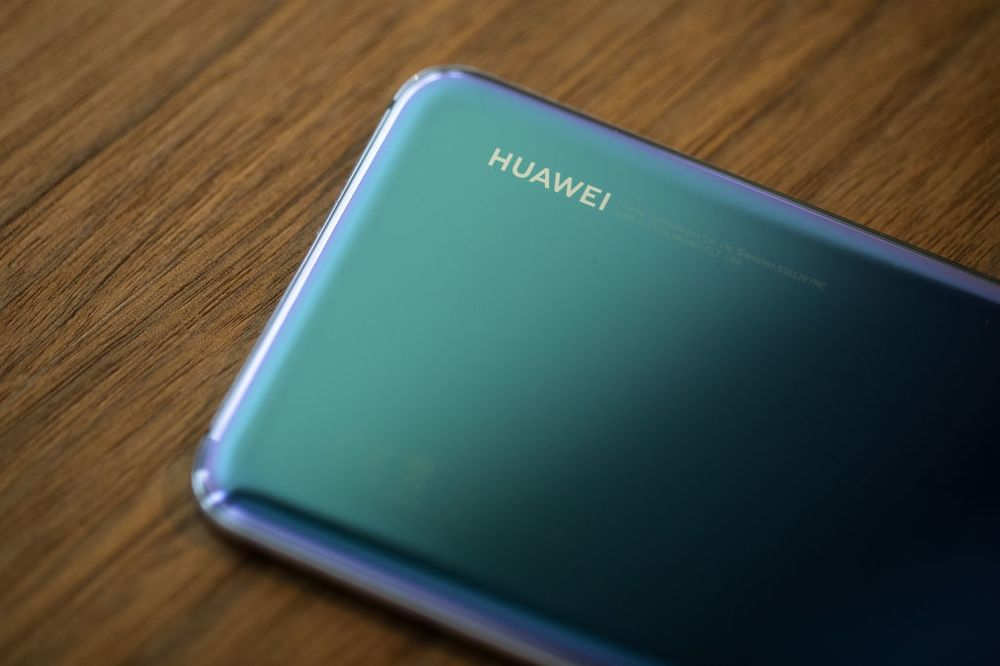 Huawei Can Build a Fine Phone Without U.S. Parts