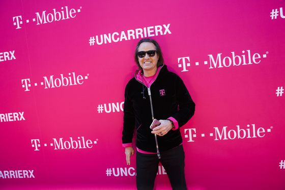 T-Mobile's Legere Isn't Taking WeWork Job, Relieving Investors
