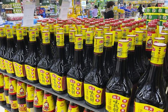 China's Soy Sauce KingRaises Prices Due to Inflation