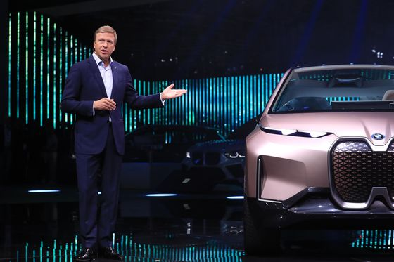 BMW CEO Pulls Off Debut Quarter With Cost Cuts, Higher SUV Sales
