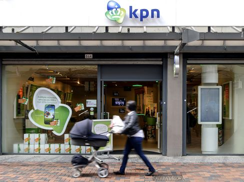 Telefonica Buying E-Plus From KPN