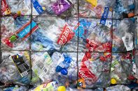 Household Plastic Waste Recycling At 4Pet Recycling BV