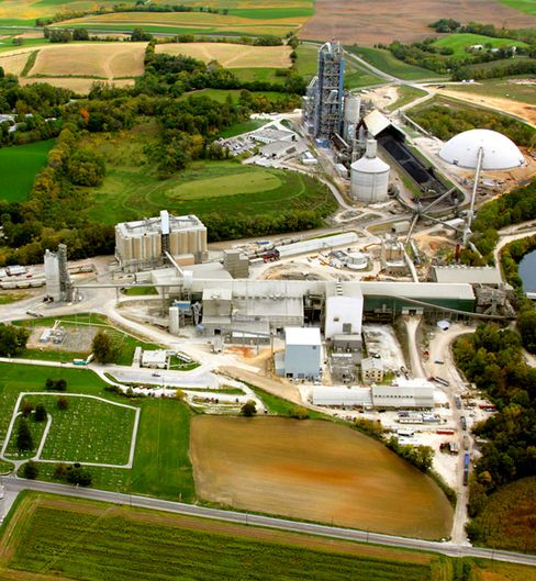 Maryland Cement Plant to Meet EPA Rule Industry Says Won't