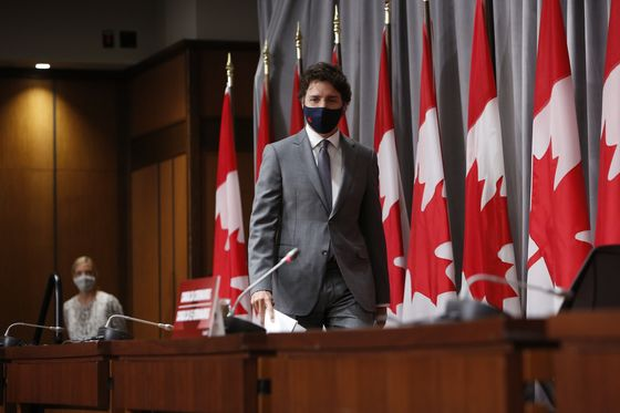 Trudeau's Brand Put to Test Again in Student-Aid Charity Scandal