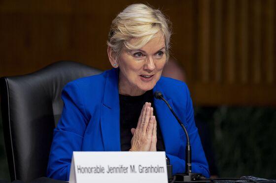 Granholm Sworn In to Lead Agency Key to Biden's Climate Goals