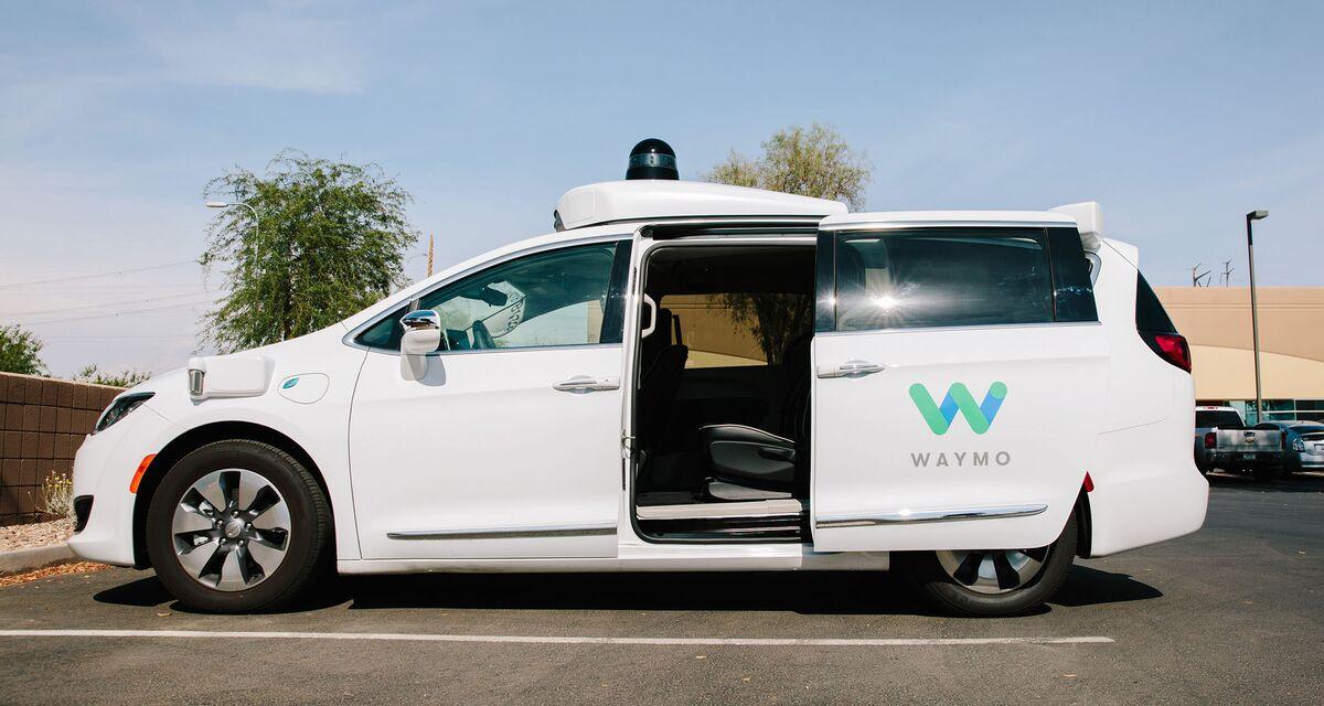 Waymo Valuation Slashed on Autonomous Vehicle Tech Delays
