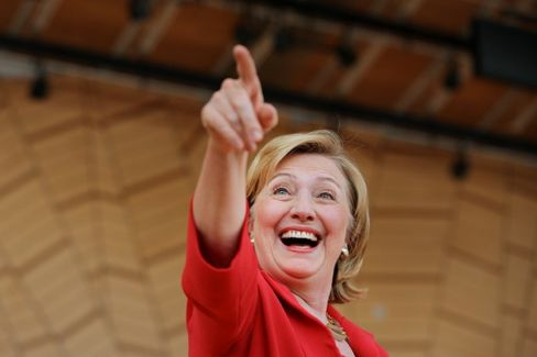 Three Reasons Why Hillary Really Is Inevitable for Democrats in 2016