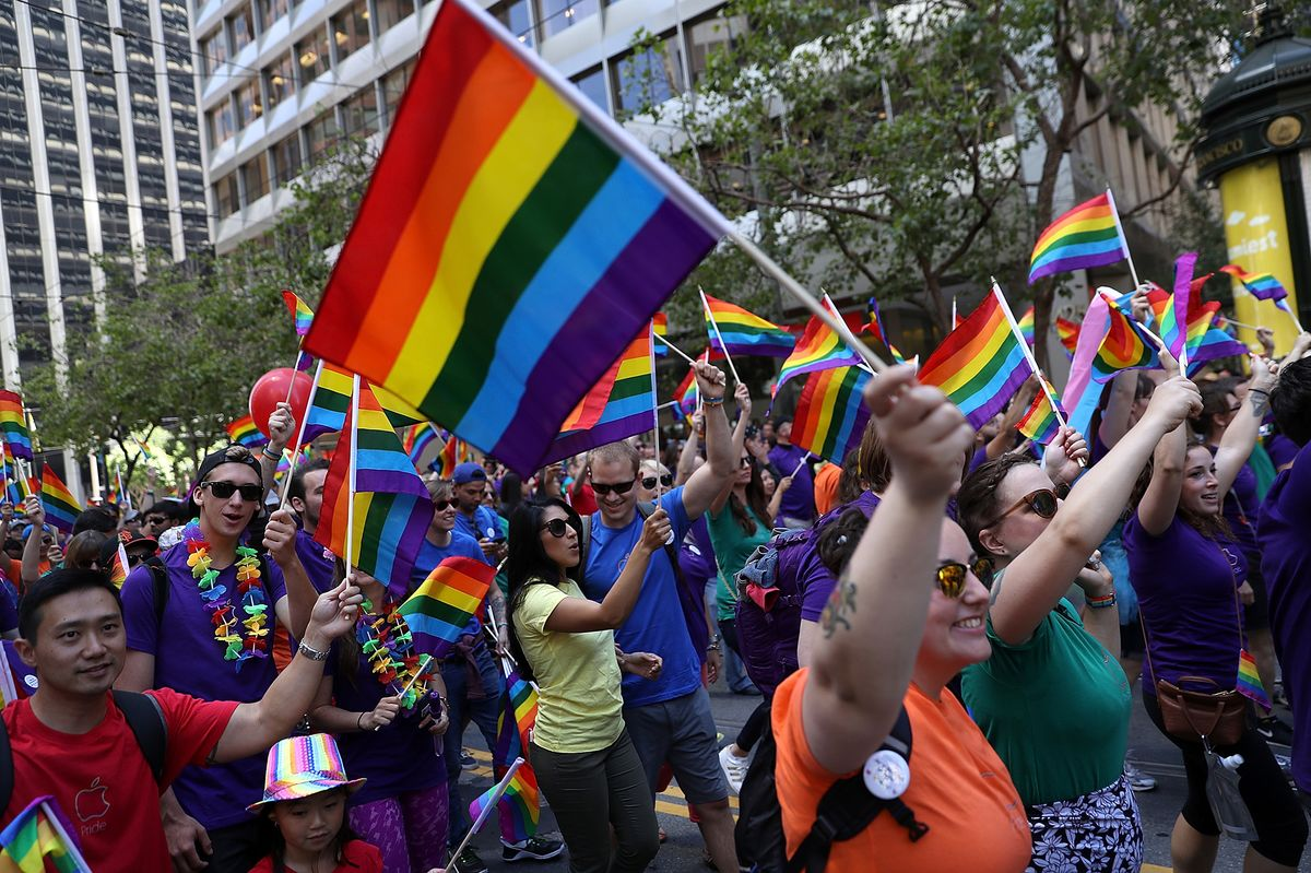 Google Workers Petition SF Pride to Exclude Company From Parade