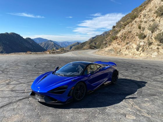 In a Sea of Supercars, McLaren's $358,000 Latest IsValue for the Money