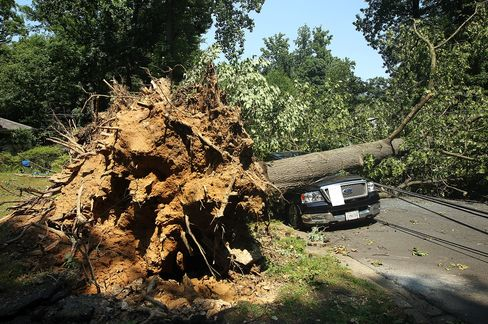 U.S. Faces Day or Two More of Extreme Heat, Severe Weather