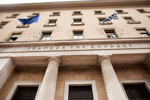 Greek Bond Yields Rise to Record, Debt Restructuring Concern