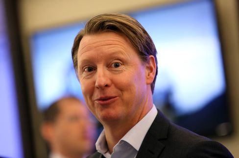 Ericsson AB Chief Executive Officer Hans Vestberg