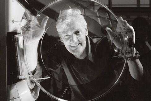 James Dyson on Killing the Contrarotator, His 'Educative Failure'