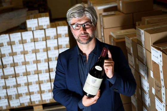 Biggest Wine Auction Ever Nets $35 Million for Rare Burgundy