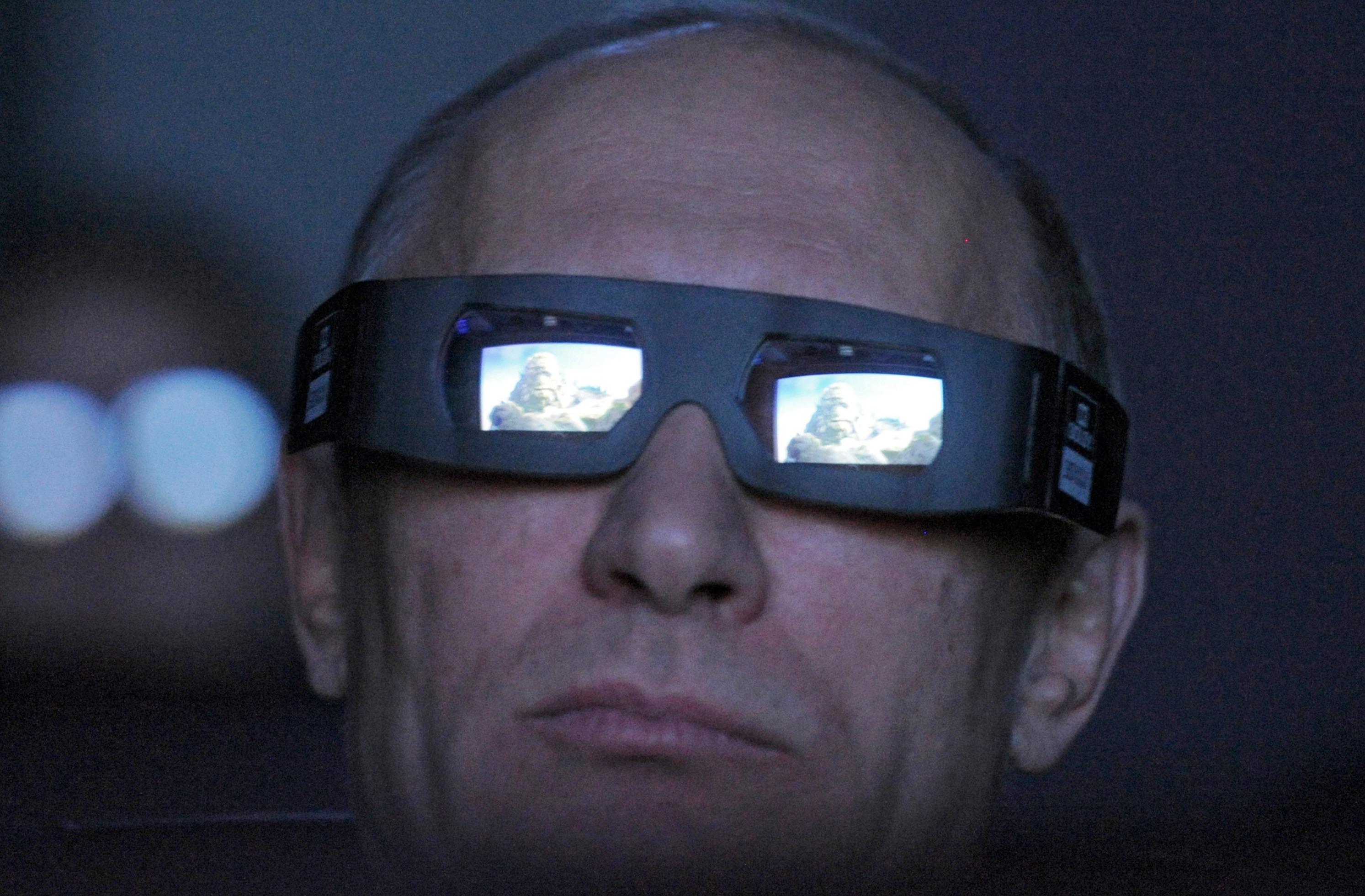 Vladimir Putin, space man.