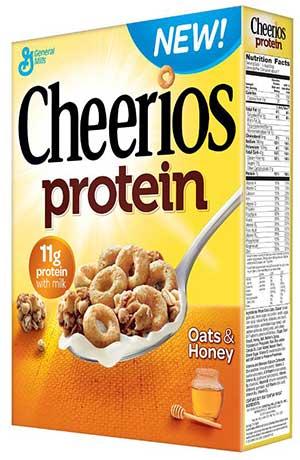 Cheerios Protein
