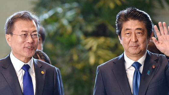 South Korea and Japan's Flap Could Hit Trump's Plans on China