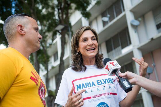 Salazar Beats Shalala in Florida House Race; Republican Pickup