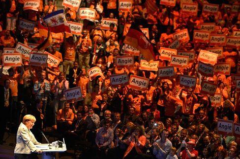 German Euro-Skeptics Could Give Merkel an Election Shock