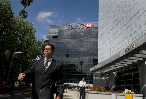 HSBC Said to Face U.S. Senate Criticism on Mexico, Iran Lapses