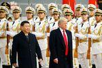 U.S. President Trump Visits China