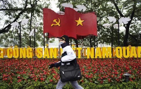 General Economy In The Capital As Vietnam Begins New Era