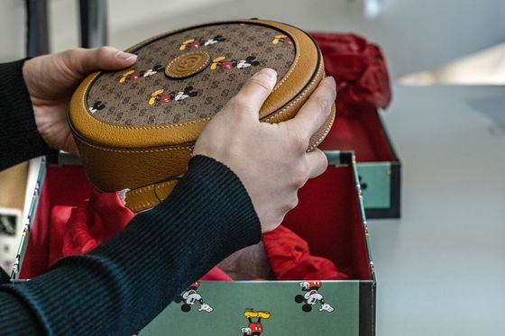 Vestiaire Sees Asia's Luxury Shoppers Warm to Secondhand Gucci