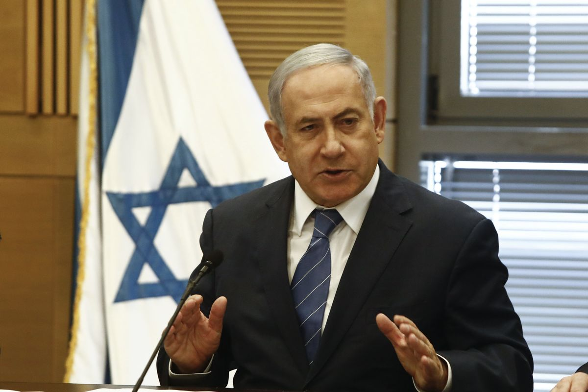 Netanyahu Fails to Form Government Again, Opening Door for Gantz
