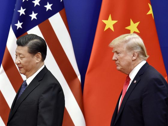 Trump Giving Xi Someone to Blame for China's Slowing Economy