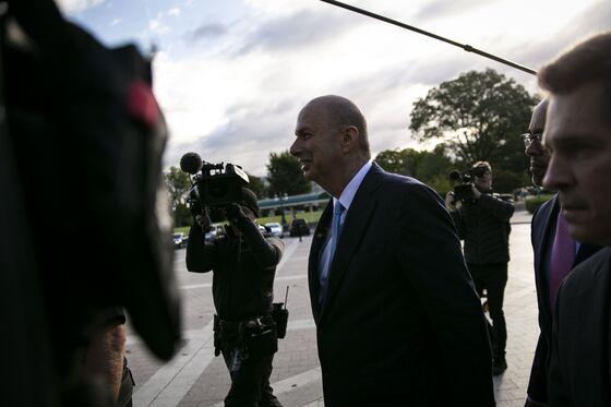 Trump Impeachment Defense Undercut as Envoys Detail Giuliani's Role