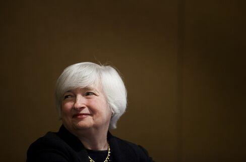 U.S. Federal Reserve Vice Chairman Janet Yellen