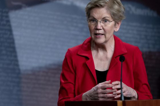 Elizabeth Warren Floats $31.5 Billion Plan to Pursue Tax Cheats